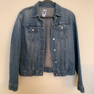 Gap stretch Jean Jacket size medium